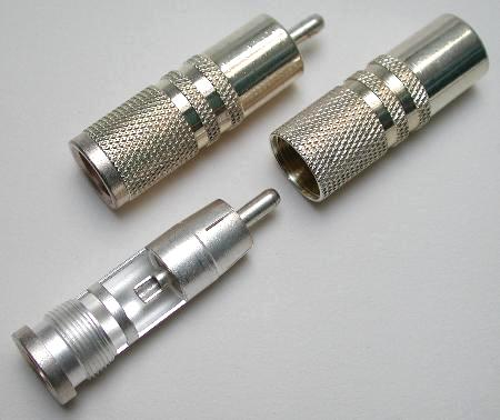 Make Your Own Silver Audio Cables